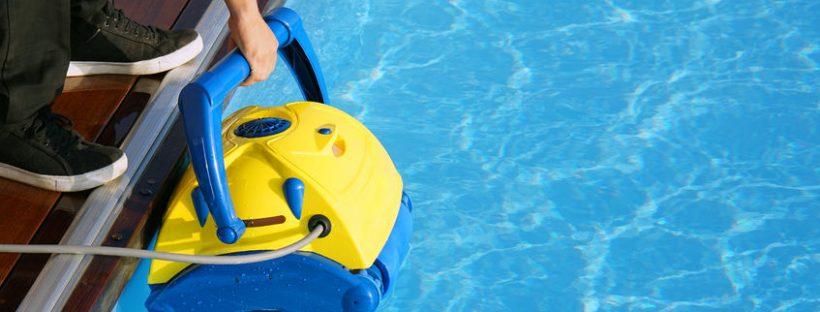 robot piscine test